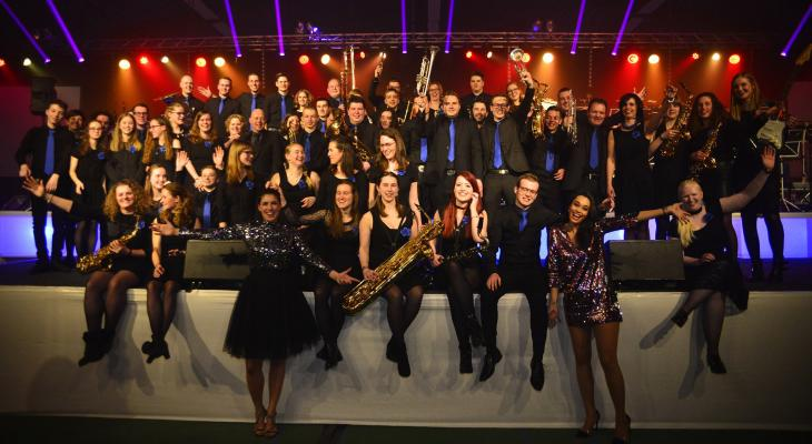 The Young Ones met jubileumspecial op Omroep Hulst
