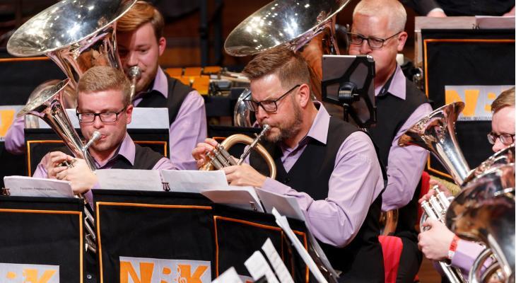 Brassband Schoonhoven terug aan de top