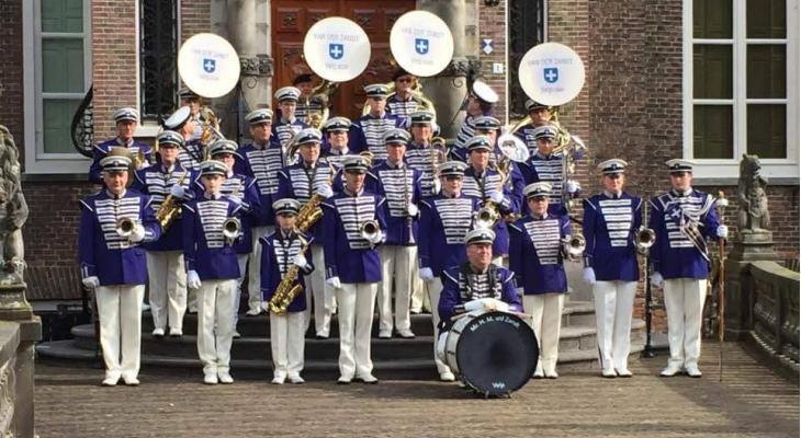 Drum- en showfanfare Mr. H.M. van der Zandt zoekt dirigent