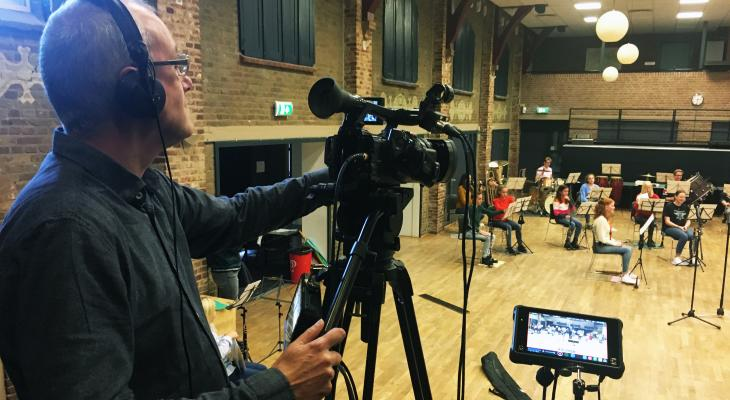 Interesse bij lokale tv-omroepen voor kerstconcerten