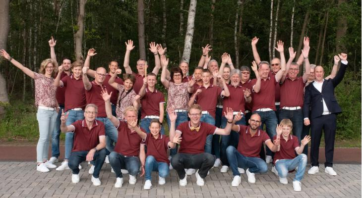 De Bergklanken Luttenberg zoekt dirigent