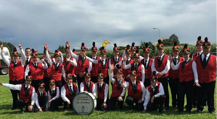 Drumfanfare St. Martinus Greffelkamp zoekt dirigent