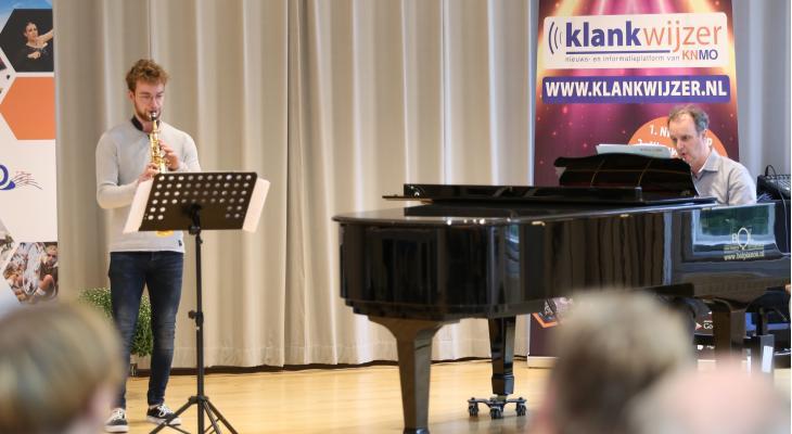 Jeugdweekend met LBM-solistenconcours, workshops en open podium