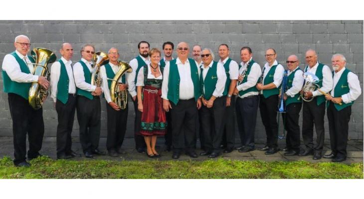 6e Blaosfestijn bij Holand'anka