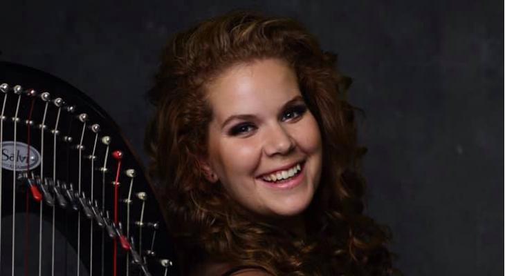 Concert Concordia Joure met Iris Kroes