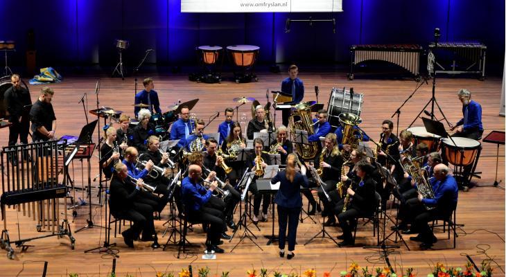 HaFaBra-concert met 4 toporkesten van Friese en Groningse bodem