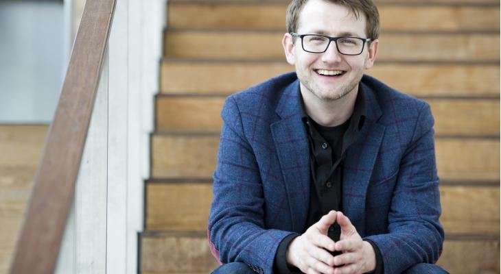 Vibrafonist Vincent Houdijk toert met The Polestar Project