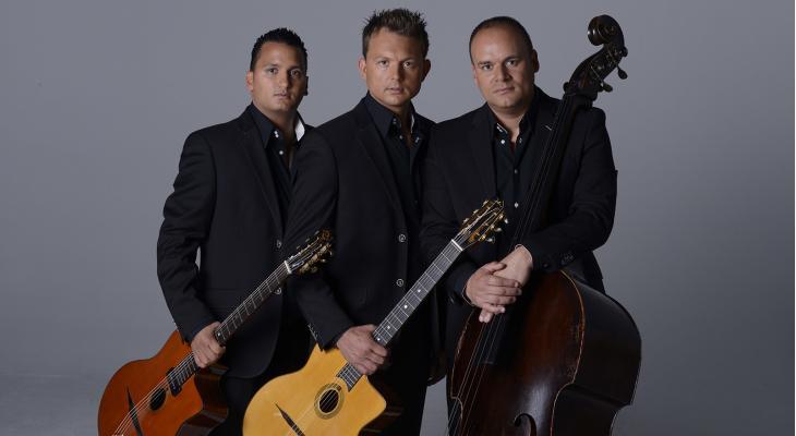 The Rosenbergs te boeken voor concerten met blaasorkesten