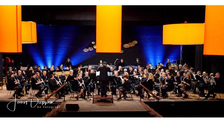 Uitwisselingsconcert met Brabantse topharmonieën