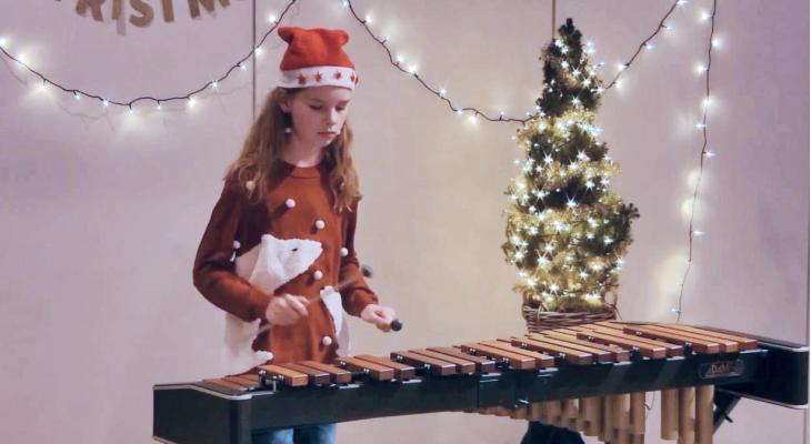 Jeugd van Vriendschap Oene met online kerstconcert
