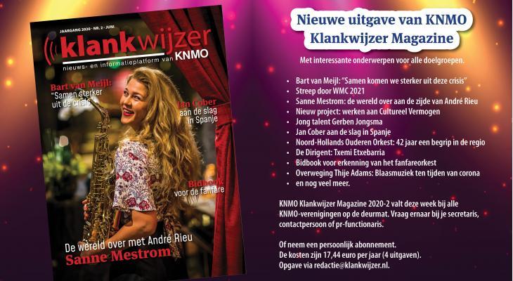 Klankwijzer Magazine nr. 2: de toekomst na corona