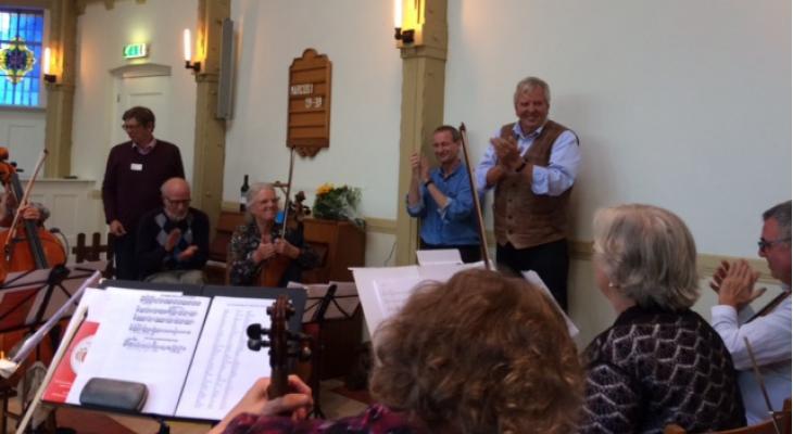 <p>11 september: Vijfde FASO-speeldag in Driebergen</p>