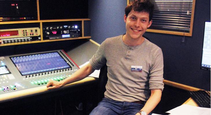 Componist Martijn Oostra stelt The Kraken voor
