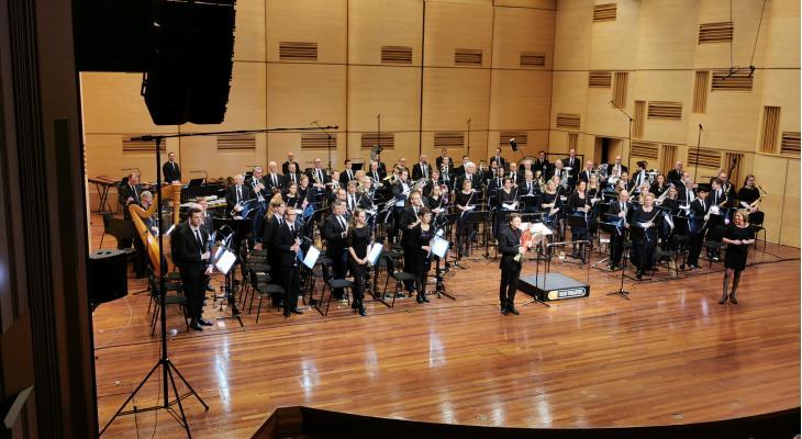 'Wonderschone momenten' door Philharmonie Bocholtz