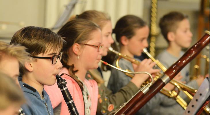Scholen in de Kunst zoekt (assistent) dirigent met specialisatie blazers