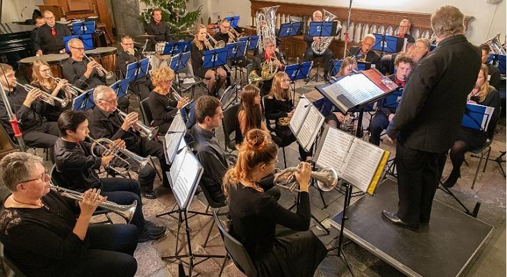 Crescendo Muiden zoekt dirigent