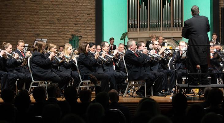 Eendracht Nieuwenhagerheide zet tanden in The Queen Symphony
