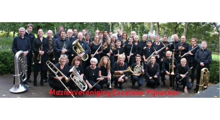 Excelsior Pijnacker zoekt jonge dirigent voor aspirantenorkest