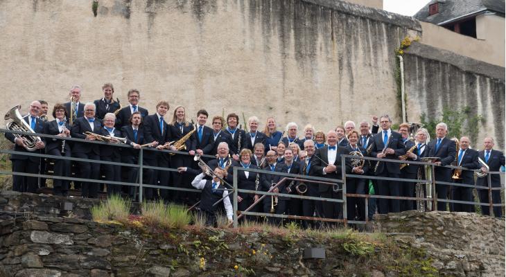 125 jaarHillegomse Harmonie Kapel