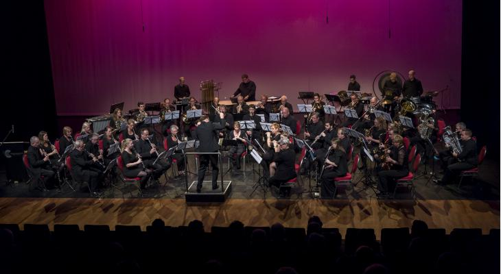 Orkest Orventus presenteert Winds and Voices