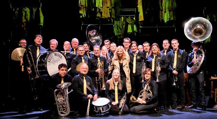 Adest Musica zoekt dirigent (m/v) voor Adest Brass