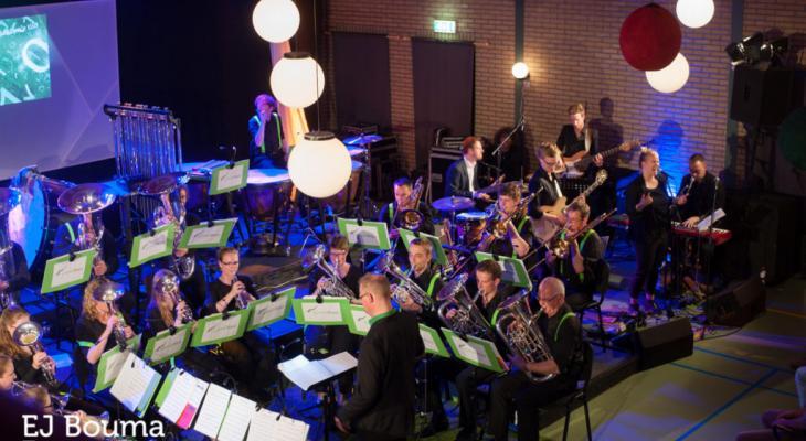 Brassband Greidebrass met PYN