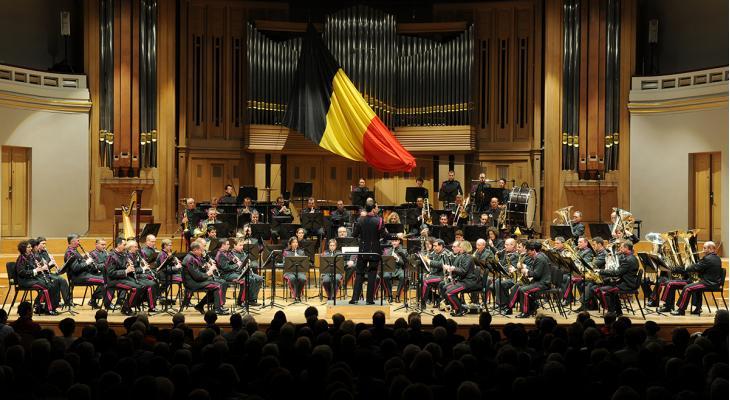 Nieuw: LIVE IN CONCERT vol. 2 van de Belgische Gidsen