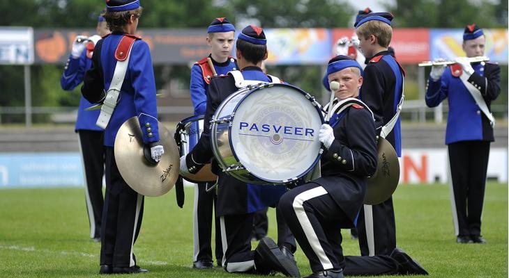 Jong Pasveer Leeuwarden topper op ODSC in Assen