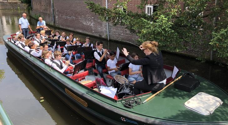 Sint Caecilia Hoogland zoekt dirigent opleidingsorkest