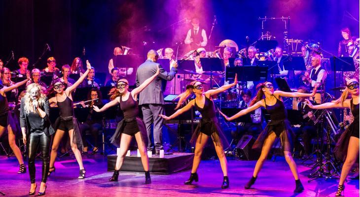 Het Zaans Showorkest met The Art of Music