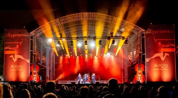 CityProms Leeuwarden trekt 15.000 bezoekers