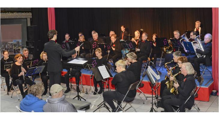 Haarlems Symfonisch Blaasorkest met Russische muziek en theremin als solist
