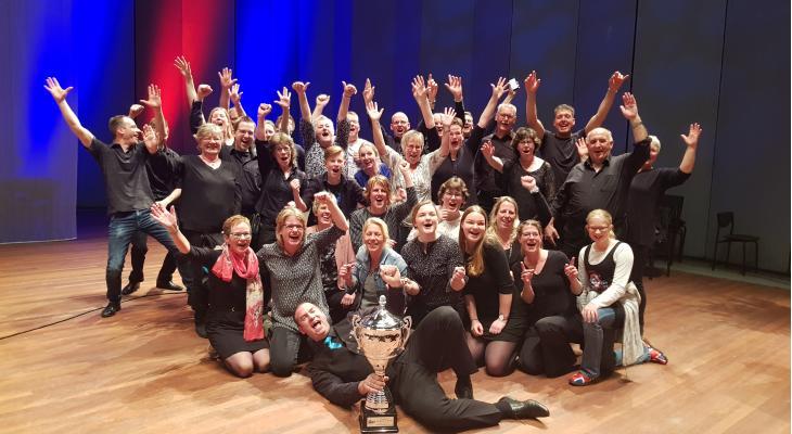 Muziekvereniging Sereno zoekt enthousiaste dirigent