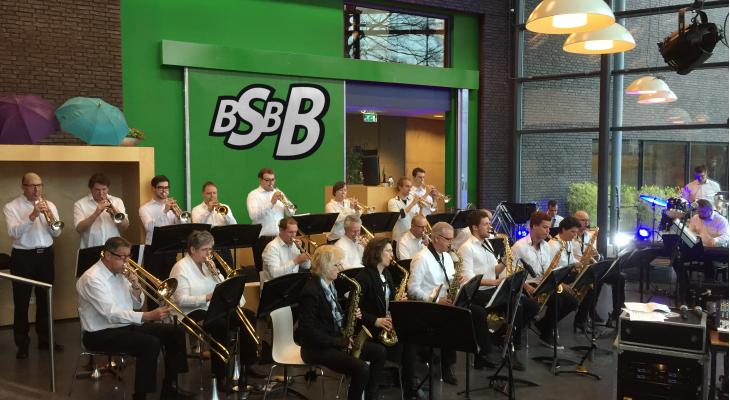 Budding Sound Big Band viert 40-jarig bestaan
