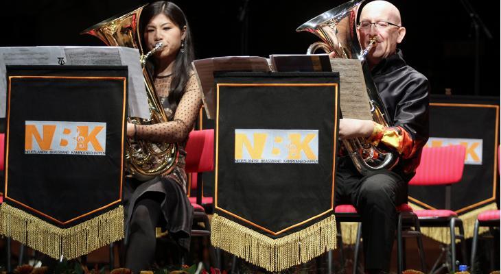 Steven Mead jurylid tijdens NBK 2019