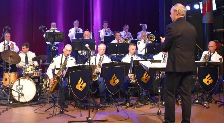 Politie Bigband Oost-Nederland zoekt bastrombonist, trombonist, altsaxofonist en pianist
