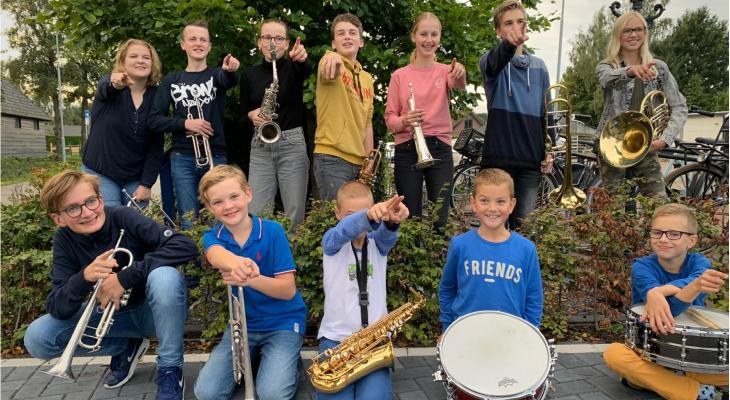 Kunst Na Arbeid Hierden zoekt dirigent(e) voor opleidingsorkest