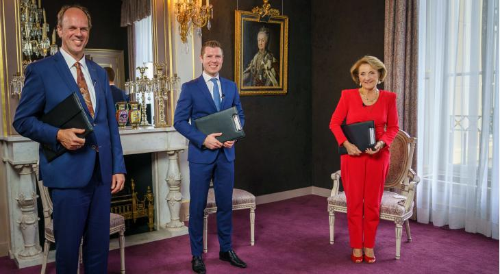 Winnaars Prinses Christina Concours bekend