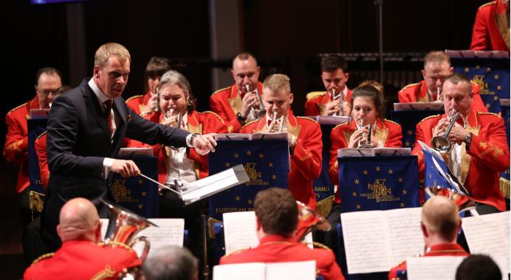 Europese brassbandstrijd na 14 jaar terug in Engeland