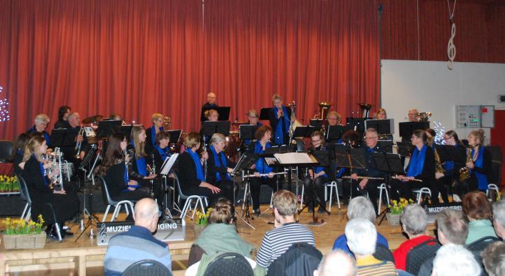 Muziekvereniging Zijpe te Callantsoog zoekt dirigent
