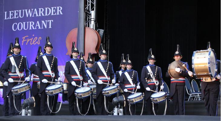 Friese muziekverenigingen samen aan de slag