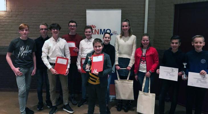 Solisten uit Bergeijk en Leiden winnen in Bladel