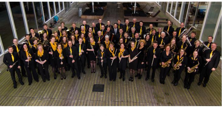 Galepremière doorKoninklijke Harmoniekapel Delft