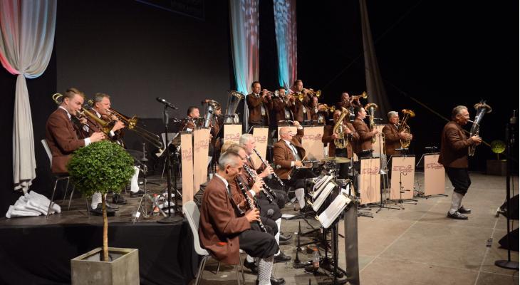 Ernst Hutter headliner op 5. Fest der Blasmusik