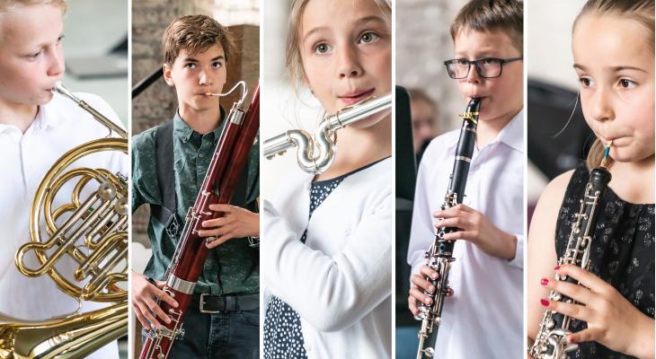 Een muzikale BASIS voor kinderen van 7 tot 11 jaar