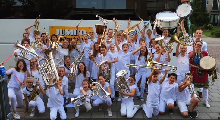 Eendracht Eerbeek zoekt dirigent voor jeugdorkest