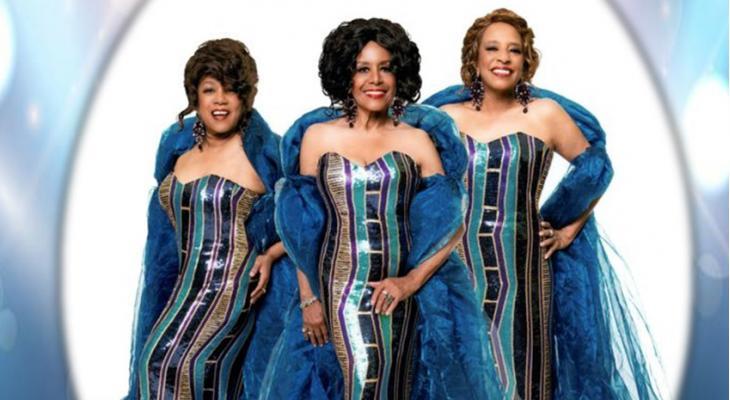 Philharmonisch Gezelschap Venlo met The Supremes