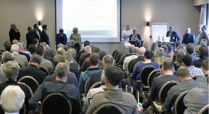 Programma KNMO Congres staat in de steigers