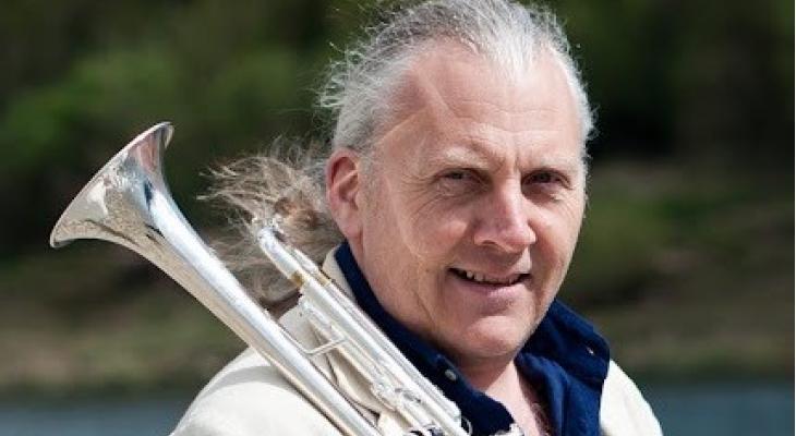 Brass Band Schoonhoven met Benny Wiame naar NBK