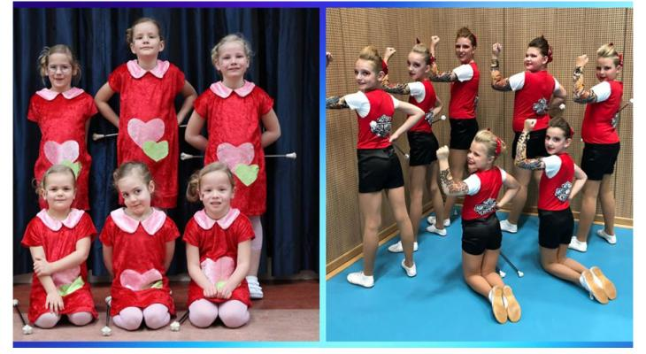 Excelsior Losser zoekt instructrice/instructeur majorette-twirl